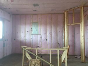 Quality-installed insulation is one of the benefits of an ENERGY STAR certified homes.